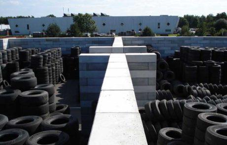 C3C palonkestävä rengasvarasto muuntojoustava